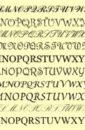 Gepersonaliseerde Taarttopper Hart Swarovski Tekst Naar Keuze Kleur Transparant TT013