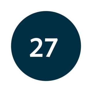 Cosart Eyeliner Azuurblauw Nr. 27 Lapis Haarwebwinkel (1)