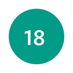 Cosart Eyeliner Smaragdgroen Nr. 18 Emerald Green Haarwebwinkel