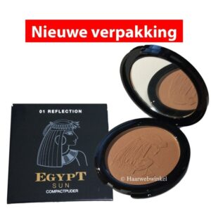 Egypt Sun Reflection Compact nr. 01021 Haarwebwinkel