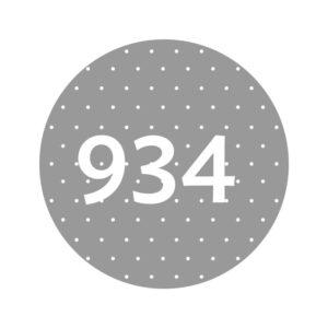 Cosart Eyeliner Lichtgrijs Nr. 934 Light Grey Haarwebwinkel