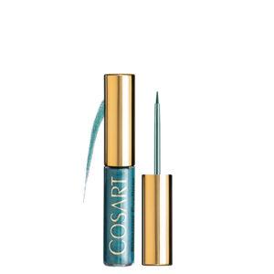 Cosart Vloeibare Eyeliner Turquoise Nr. 604 Turquoise Haarwebwinkel