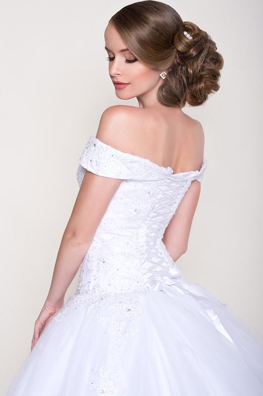 Curlies bruid Haarwebwinkel