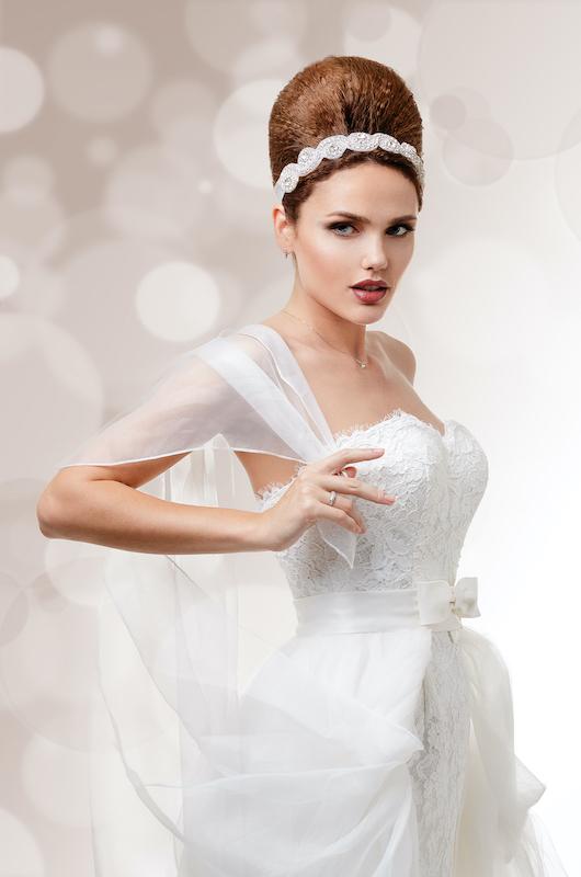 Haarlinten Haarsnoeren Bruid Haarwebwinkel