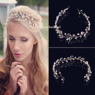 Wooowww deze mooie tiara / haarband / haarsnoer is nieuw opgenomen in de 2017 collectie!❤️❤️ Zó mooi! Te bestellen op www.haarwebwinkel.nl #bruid #bride #bruidsmeisje #bridesmaids #trouwen #trouwerij #huwelijk #weddings #weddinghair #bruiloft #communie #bruidskapsel #bridalhair #haar #haarspeldjes #tiara #diadeem #haarwebwinkel #picoftheday